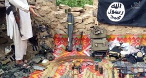 ISIS-seize-US-soldier-equipment-in-Afghanistan