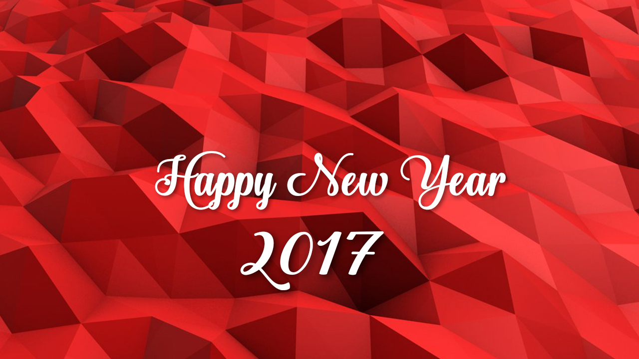 happy new year 2017 greeting cards hd imgaes