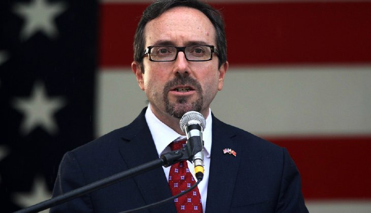 Trump appoints new ambassador to Afghanistan